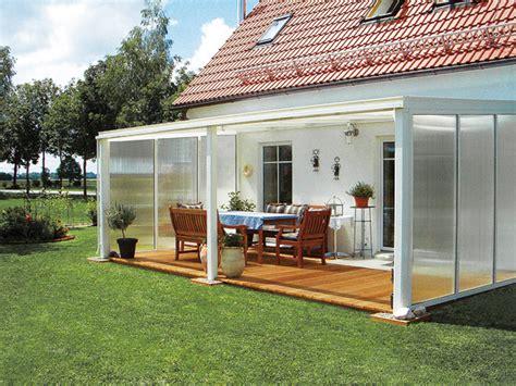 terrasse couverte en aluminium