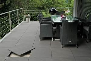 fliesen outlet nummer1 erfurt fliesen feinsteinzeug With katzennetz balkon mit villeroy und boch quinsai garden
