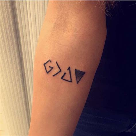 god  greater   highs  lows tattoo tattoos