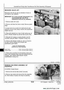 John Deere Series 500 Diesel Engines 6101 Ctm20 Pdf