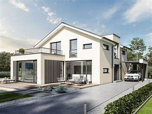 Fertighaus Mit Anbau : designhaus mit satteldach haus concept m 154 bien zenker ~ Lizthompson.info Haus und Dekorationen