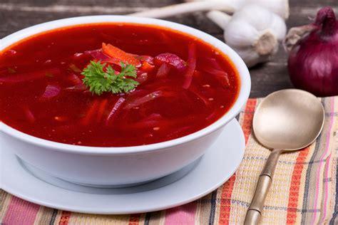 cuisine polonaise le bortsch potage russe traditionnel gourmicom