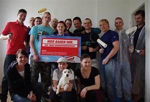 Toom Baumarkt Halle : jugendliche der awo erziehungshilfe renovieren wohnung ~ A.2002-acura-tl-radio.info Haus und Dekorationen