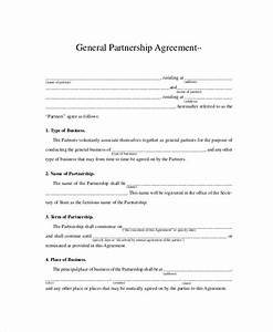 Business partnership agreement 8 free pdf word for Corporate partnership agreement template
