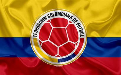 Colombia Football Team National Flag Emblem Wallpapers