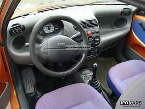 2000 Fiat Seicento 900 I W U0142a U015bciciel