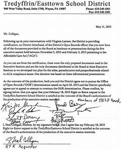 grove isle memo apr 25 2015 sample letter opposing With school board letter