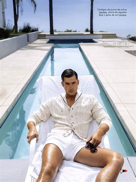 poolside gentleman portraits sean opry