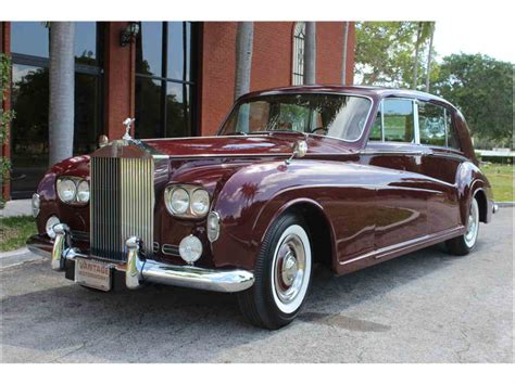 Rolls Royce Dealers In Florida by 1966 Rolls Royce Phantom For Sale Classiccars Cc