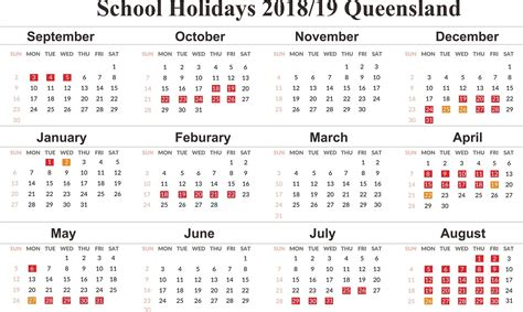 If new year's day, australia day, anzac day and christmas day fall on a sunday there is to be an additional public holiday on the. 20+ Calendar 2021 Qld - Free Download Printable Calendar ...