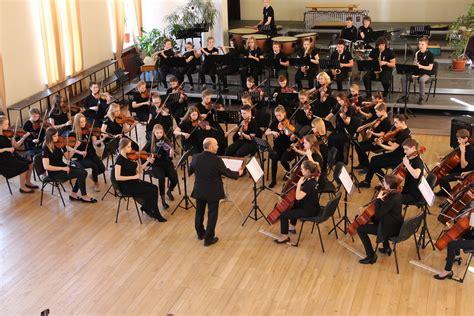 Krimuldas un Limbažu jauniešu simfoniskais orķestris - Krimuldas Mūzikas un mākslas skola