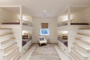 Bunk bed pictures bedroom beach style with contemporary