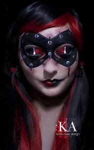 Harley Quinn Makeup with Tutorial by KatieAlves on DeviantArt