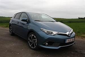 Essai Toyota Auris Hybride 2017 : toyota auris x 2015 2017 2018 best cars reviews ~ Gottalentnigeria.com Avis de Voitures