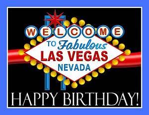 Las Vegas Birthday Decorations Casino Theme Party Printables