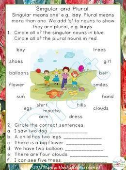 grade  adverbs singular plural nouns relating