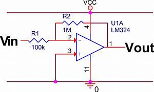 Op Amp Equations Gain