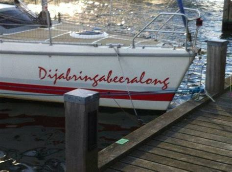 Best Boat Puns Ever by 17 Best Images About Funny Boat Names On Pinterest Wine