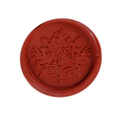 Sti Candele Cera by Diy Vintage Harry Potter Draco Malfoy School Badge Wax