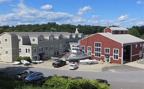 Yarmouth Boat Landing by Lower Falls Landing In Yarmouth Which Includes Royal