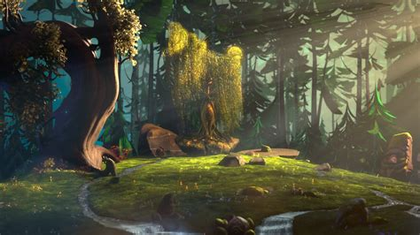 mavka  forest song anime tv