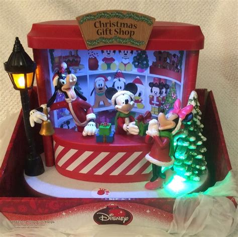 mickey minnie mouse animated christmas light  gift