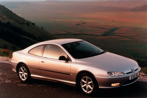 Peugeot 406 Coupe by Carscoop Peugeot 406 Coup 233 Club Celebrates Three