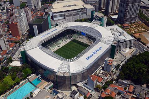 Como visitar o Allianz Parque - Estádio do PALMEIRAS