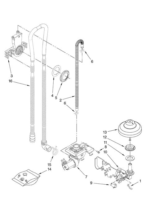 kenmore elite dishwasher  diagram wiring diagram pictures