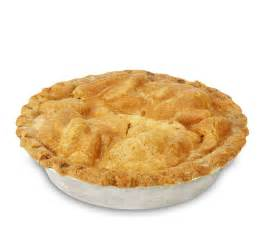 wedding cake layer apple pie