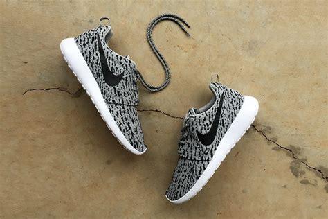 amac custom yeezy boost 350 x nike roshe run custom sneaker by amac