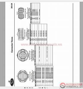 Mack Trucks 2010 Electrical Diagram And Connectors System Troubleshooting