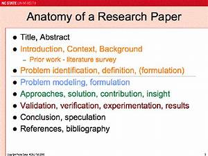 meaning of research paper