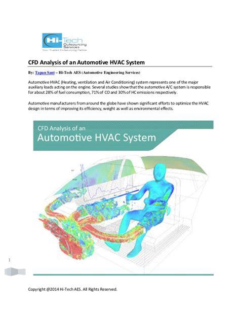 hvac system hvac system   car