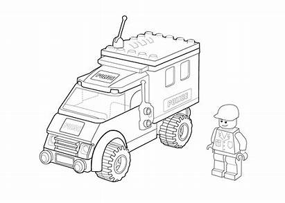 Coloring Lego Pages Popular