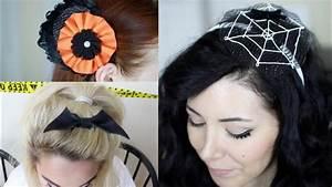 Easy Diy Halloween Hair Accessories - With Roxyrockstv And Nicole Matthews