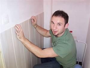 Comment Poser Du Lambris Pvc : poser du lambris dans une cage descalier estimation devis ~ Premium-room.com Idées de Décoration