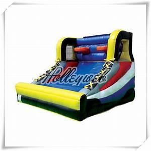 Inflatable Basketball Hoop PVC Shoot Hoop Inflatable ...