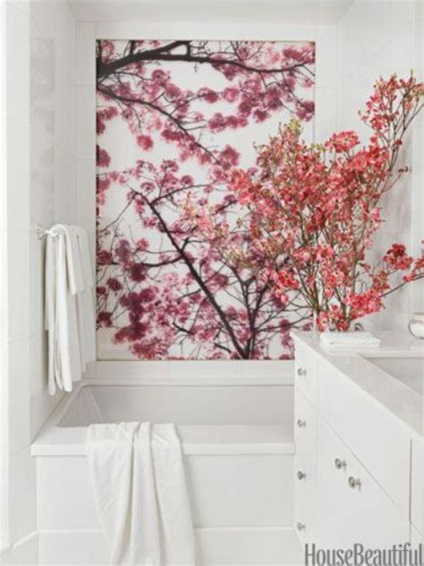 cherry blossom home decor 30 delicate cherry blossom d 233 cor ideas for spring interior decorating and home design ideas