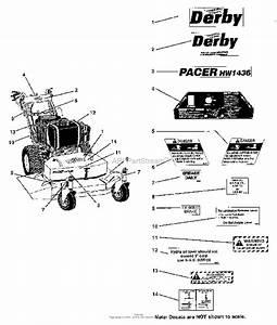 Simplicity Hw1436   36 U0026quot  Deck Parts Diagram