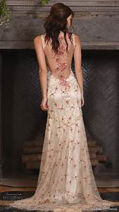 claire pettibone fall 2017 wedding dresses the four With fall color wedding dresses