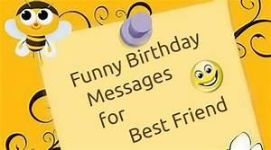 funny best friend birthday wishes