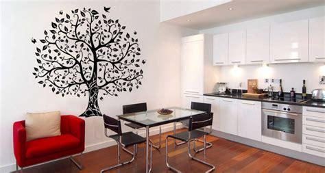 Годинники наклейки на стіну для декору стін в квартирі ...