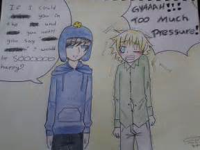 South Park Craig X Tweek