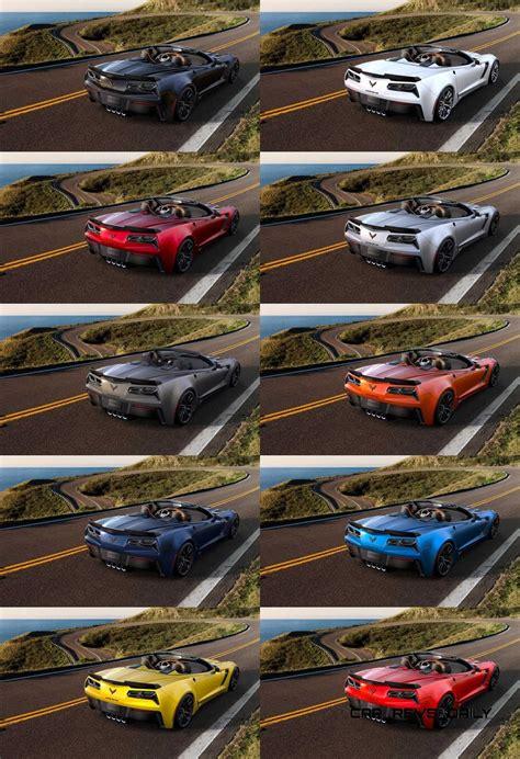 sema  corvette team launches  concept performance