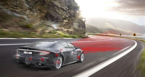 automotive supplier trw  present autonomous car