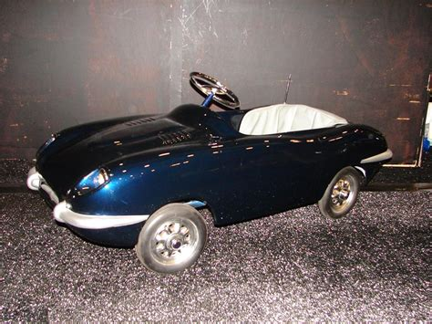 hard  find early  jaguar  type body convertible pedal