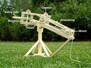 ballista blueprints - Google zoeken | Siege Weapons ...