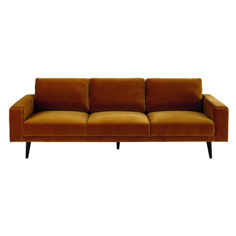 mustard yellow velvet sofa clark sofa clark sofa in camo modern manhattan thesofa