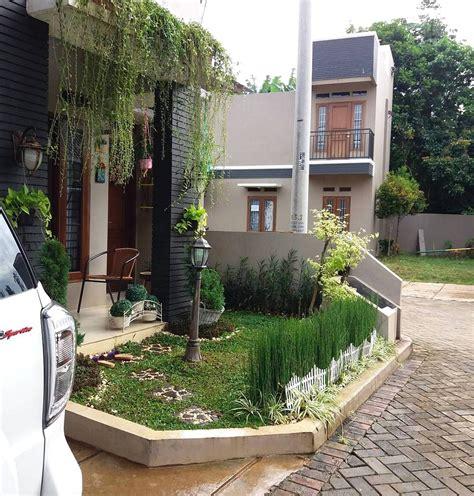 taman minimalis depan rumah type taman minimalis